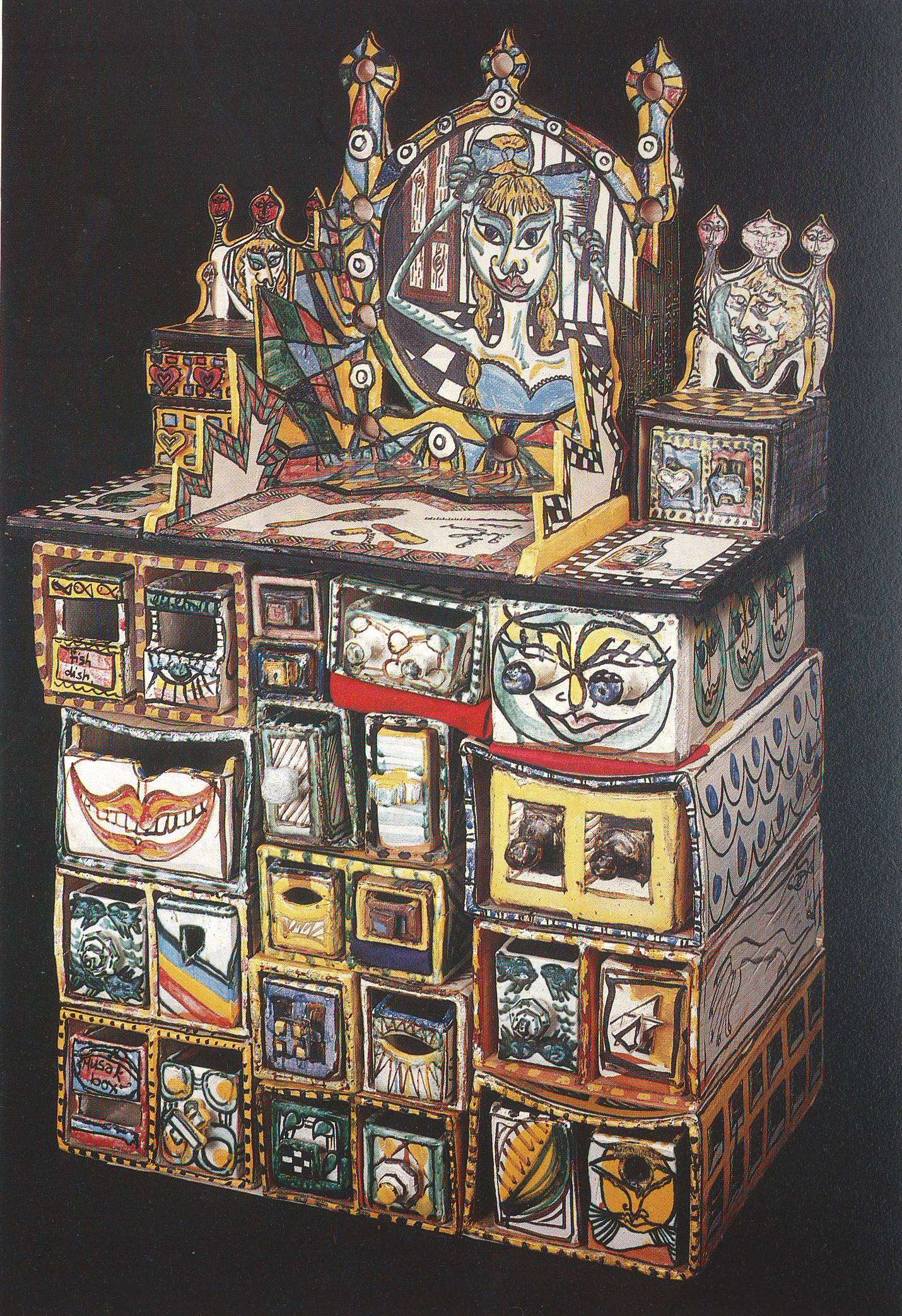 Chest of Draws 1981 – Collection